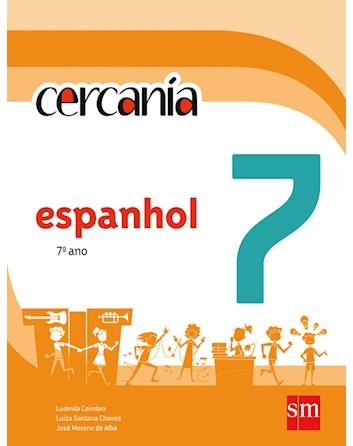 ESPANHOL 7 ANO - LIVRO IMPRESSO