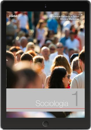 SOCIOLOGIA 1ª SÉRIE EM – LIVRO DIGITAL