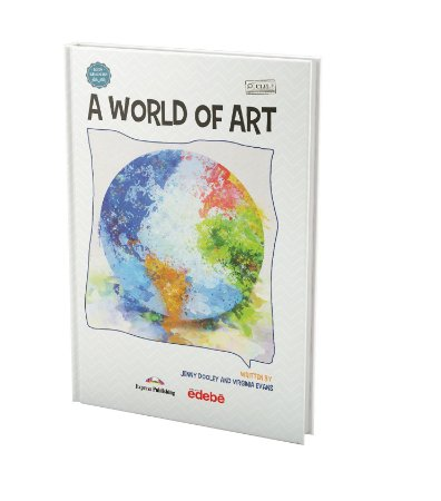 GO ON GRADED READERS 7 ANO - A WORLD OF ART