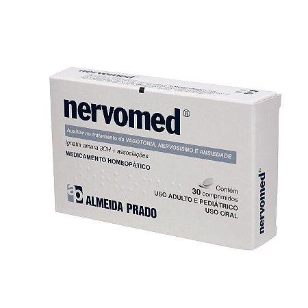 Nervomed Almeida Prado 30 comprimidos