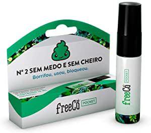Freecô Bloqueador Odores Pocket com 15m