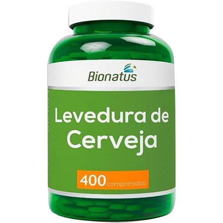 Levedura de Cerveja Bionatus 400 Comprimidos