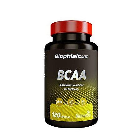 BCAA Bionatus 120 Capsulas