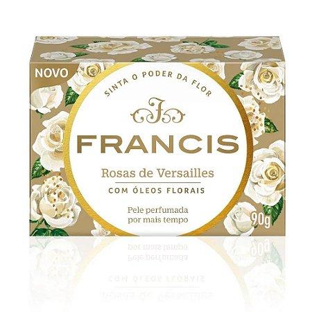 Sabonete em Barra Francis Rosas de Versailles 90g