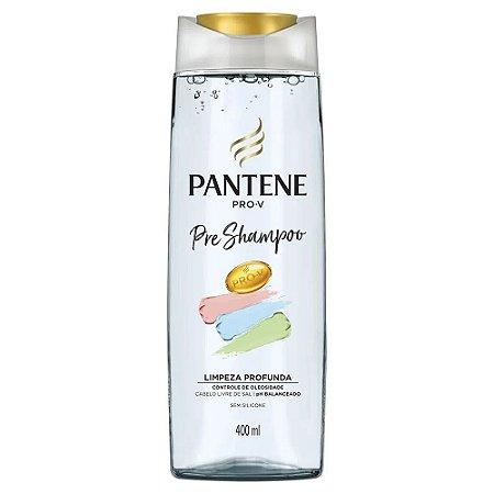 Pré Shampoo Pantene Limpeza Profunda 400ml