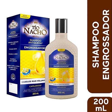 Shampoo Tio Nacho Engrossador Antiqueda 200ml