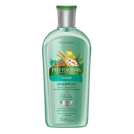 Shampoo Phytoervas Cachos 250ml