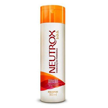 Shampoo Neutrox Hidratação Poderosa SOS 300ml