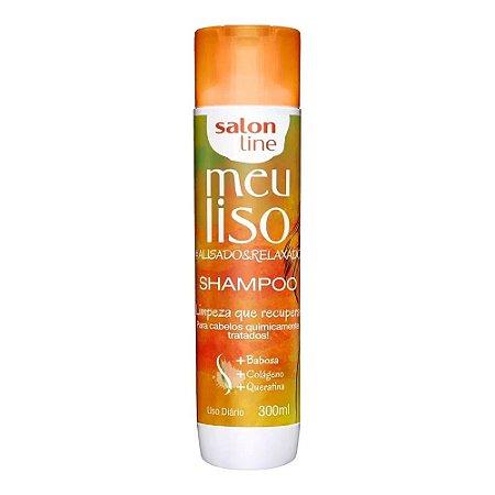Shampoo Salon Line Meu Liso #AlisadoeRelaxado 300ml