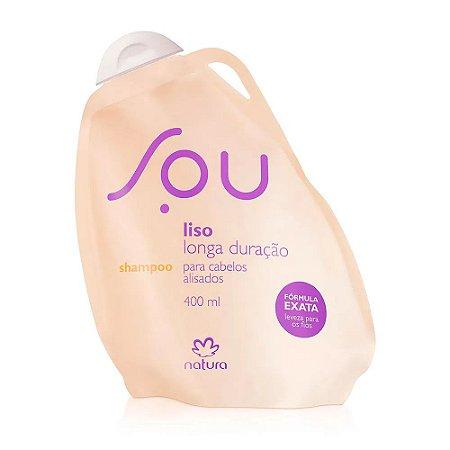 Shampoo Natura Sou Liso Longa Duração 400ml