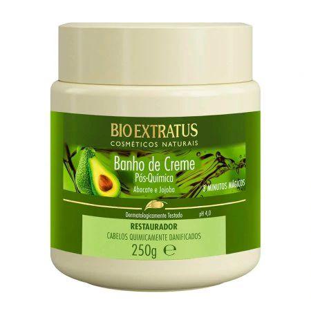 Banho de Creme Bio Extratus Pós Química