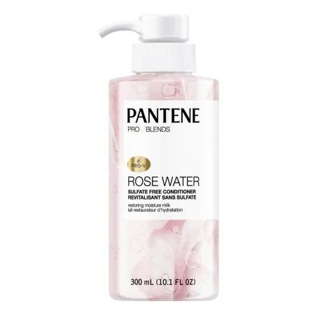 Condicionador Pantene Pro-v Blends Rose Water