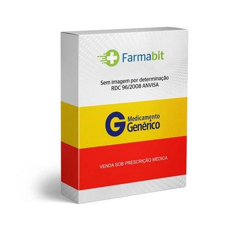 Cloridrato de Amilorida+Hidroclorotiazida 50mg 30 Comprimidos EMS Genérico