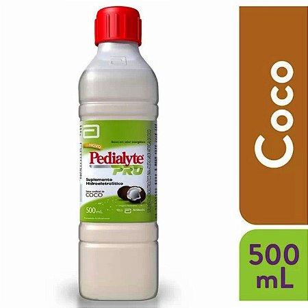 Pedialyte Pro Sabor Coco 500ml
