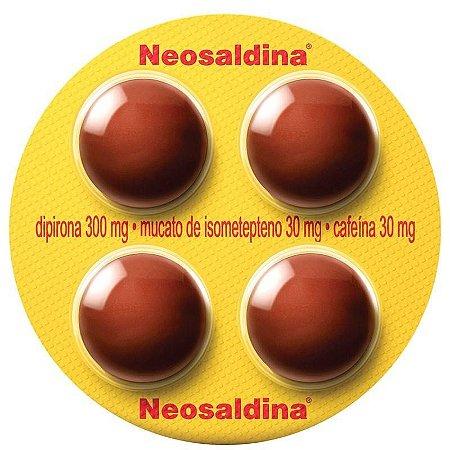 Neosaldina 4 Drágeas