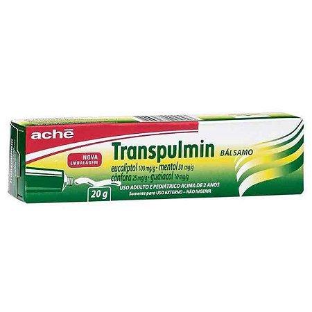 Transpulmin Bálsamo 20g
