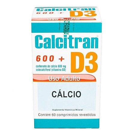 Calcitran D3 60 Comprimidos