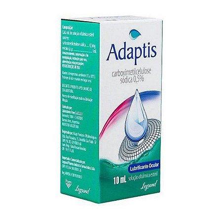 Adaptis 0,5% Solução Oftálmica 10ml