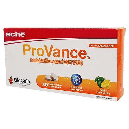 Provance Sabor Morango 30 Comprimidos Mastigáveis