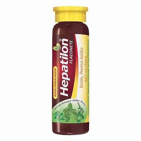 Hepatilon 1 flaconete com 10ml
