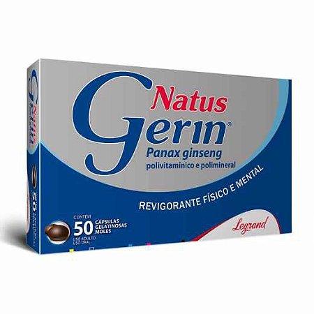 Natus Gerin 50 Cápsulas