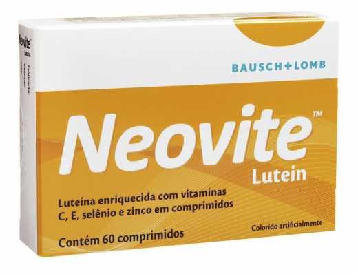 Neovite Lutein 60 Comprimidos