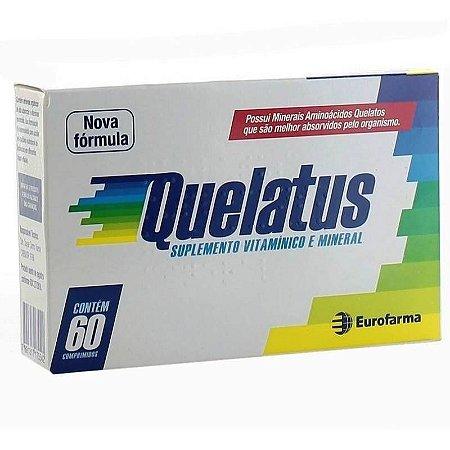 Quelatus 60 Comprimidos
