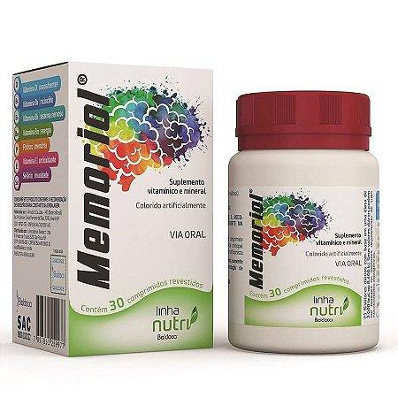 Memoriol 30 Comprimidos Revestidos