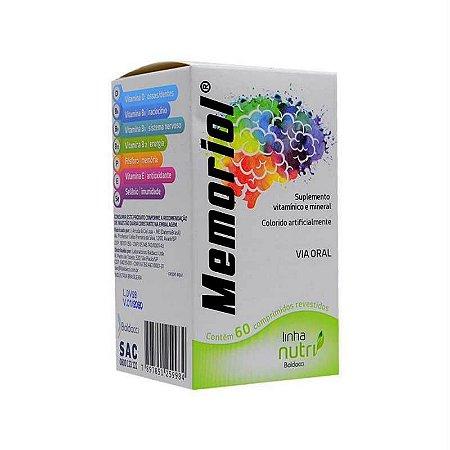 Memoriol 60 Comprimidos Revestidos