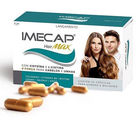 Imecap Hair Max 30 Cápsulas