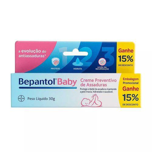 Bepantol Baby CR 30g Ganhe 15% Desc