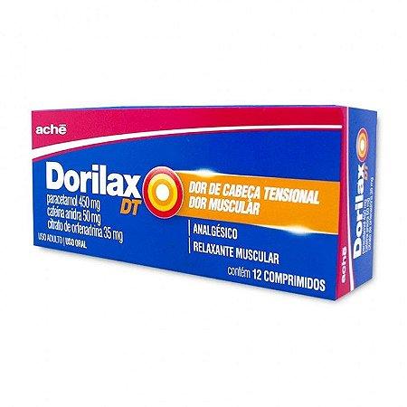 Dorilax DT 12 Comprimidos