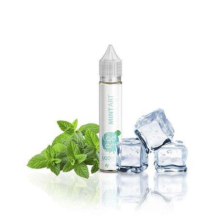e-liquid Lqd Mint Art ICE - 30ml