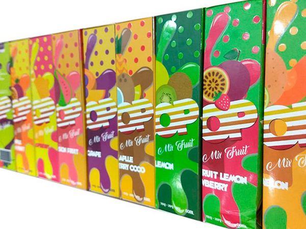 e-Liquid Yoop Mix Passion Fruit Lemon Strawberry 10ml