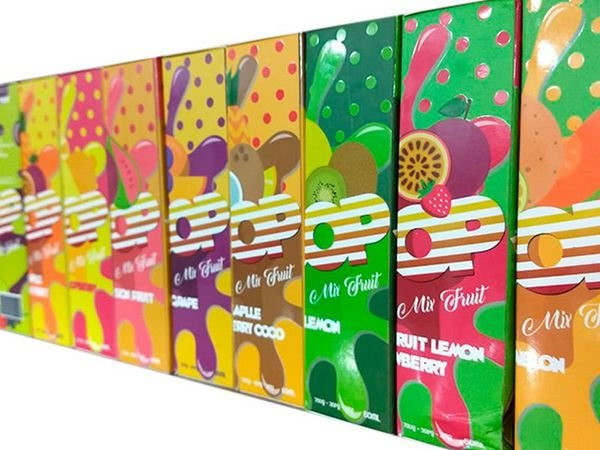 e-Liquid Yoop Mix Mango Grape 10ml
