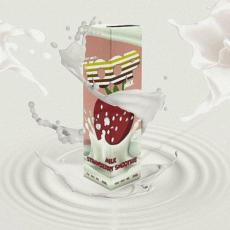 e-Liquid Yoop Milk Strawberry 10ml