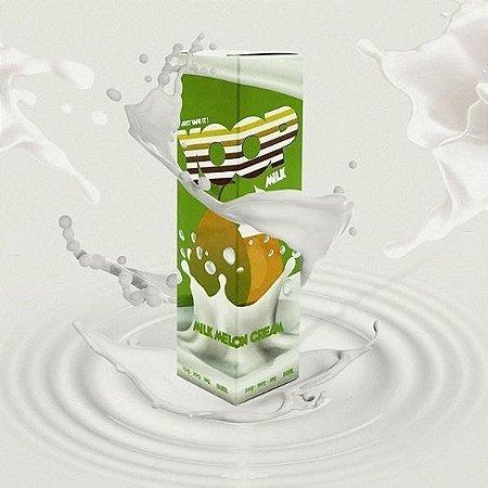 e-Liquid Yoop Milk Melon Cream 10ml
