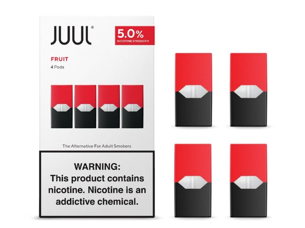 Refil Juul - (PACK of 4) - Fruit Medley 5%