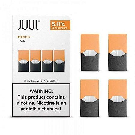 Refil Juul - (PACK of 4)  Mango 5%