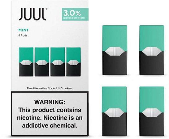 Refil Juul (PACK OF 4) - Mint 3%