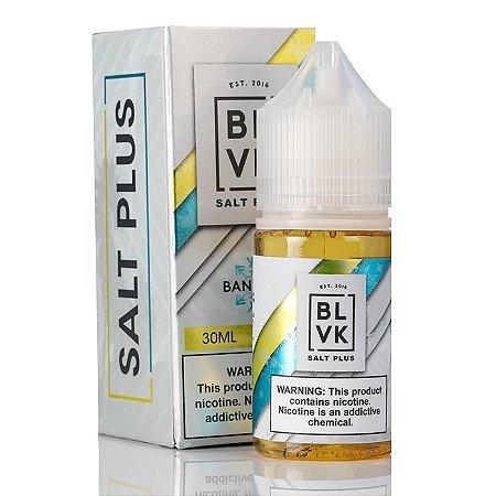 Nic Salt BLVK Salt Plus Banana 35mg 30ml