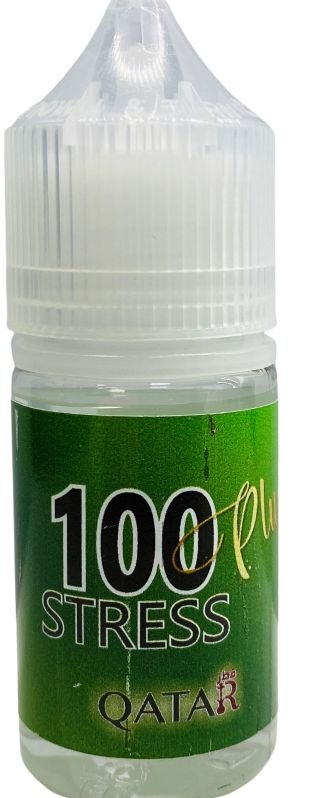 Líquido 100 Stress Menta - 0mg 30ml