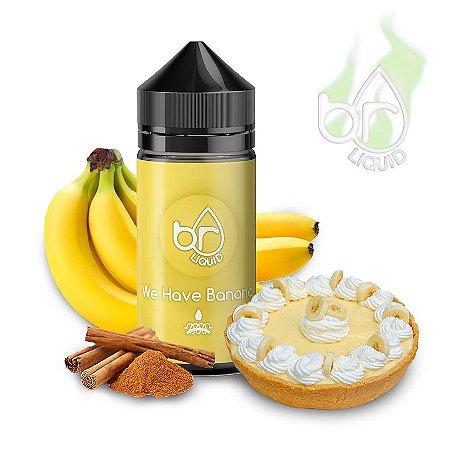BR Liquid We Have Banana 6mg - 30ml