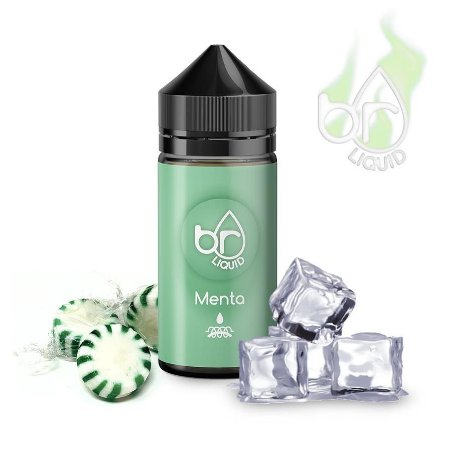 BR Liquid Menta 3mg - 30ml