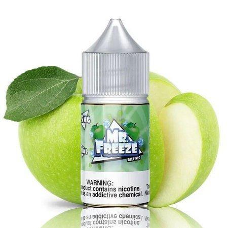 Líquido Mr Freeze - Apple Frost - 0mg 100ml