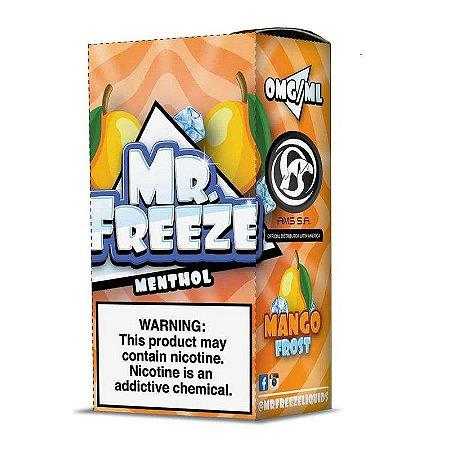 Líquido Mr Freeze - Mango Frost - 0mg 100ml