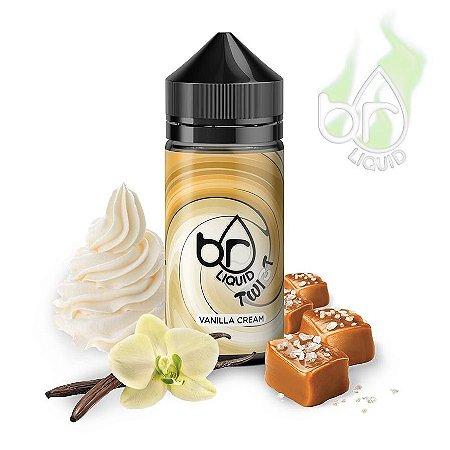 BR Liquid Vanilla Cream 0mg - 30ml