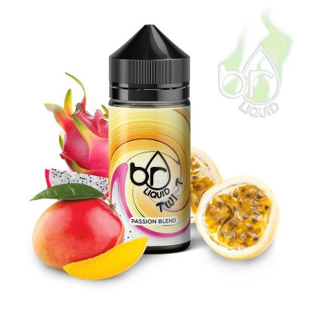 BR Liquid Passion Blend 0mg - 30ml