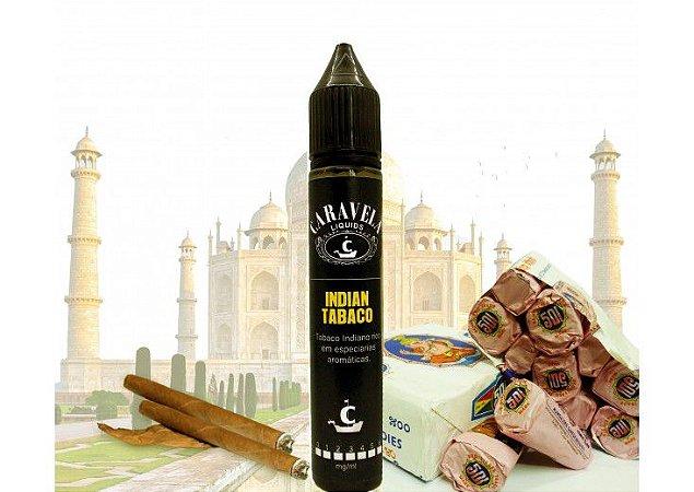 Caravela Liquid - Indian Tabaco - 0mg - 30ml