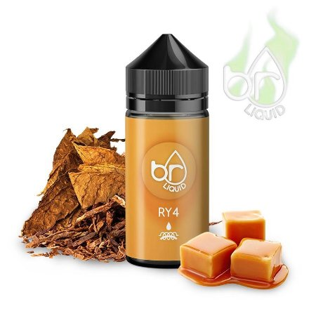BR Liquid RY4  3mg - 30ml